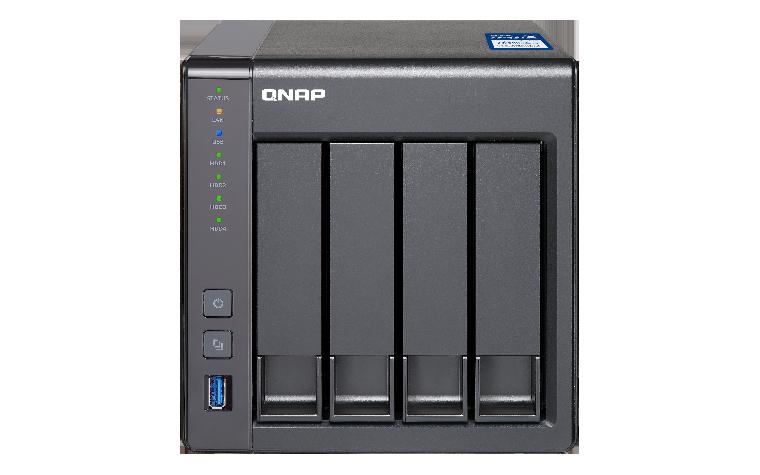 Thiết bị lưu trữ Qnap TS-431x-8G