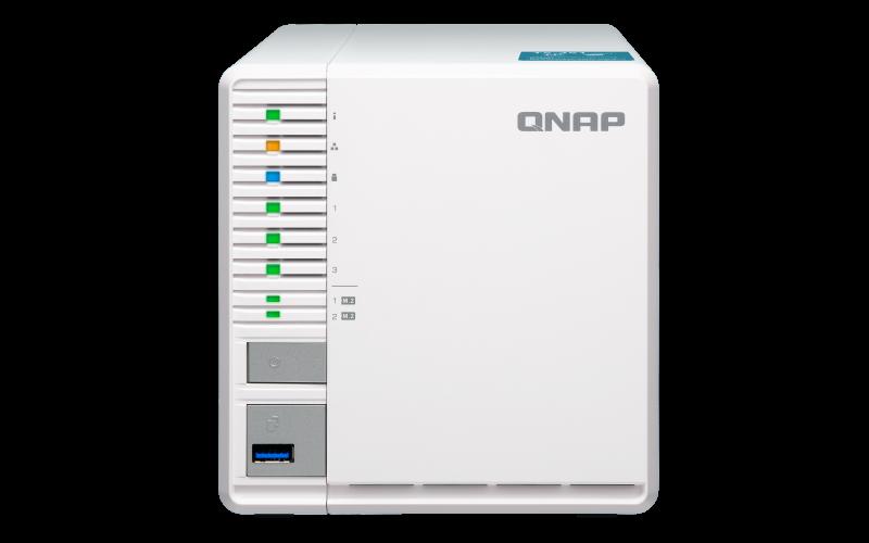 Thiết bị lưu trữ QNap TS-351