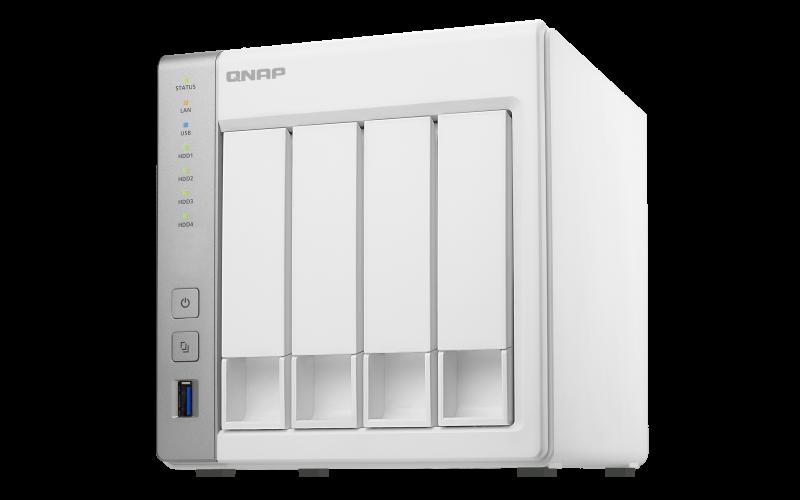 Thiết bị lưu trữ Qnap TS-431P2