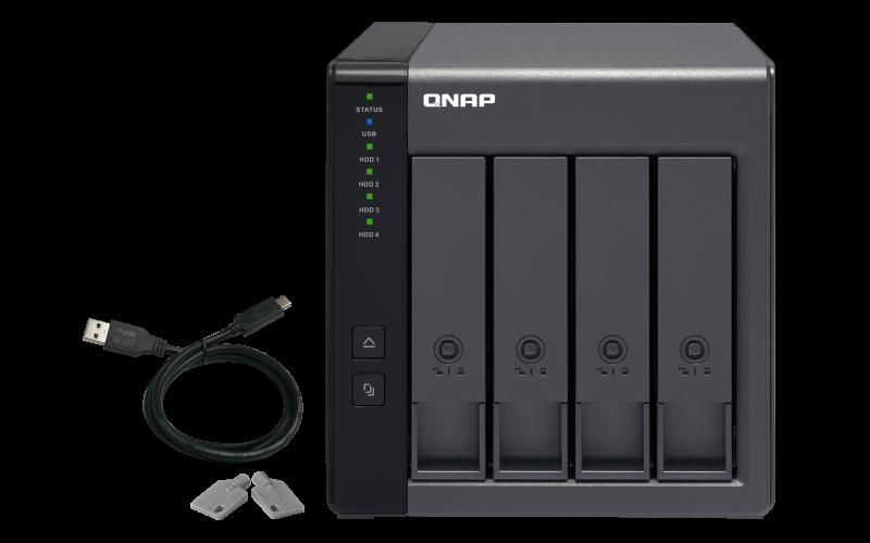 Thiết bị mở rộng Qnap TR-004