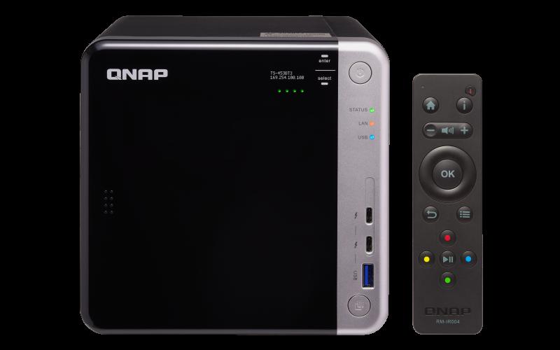 Thiết bị lưu trữ Qnap TS-453BT3