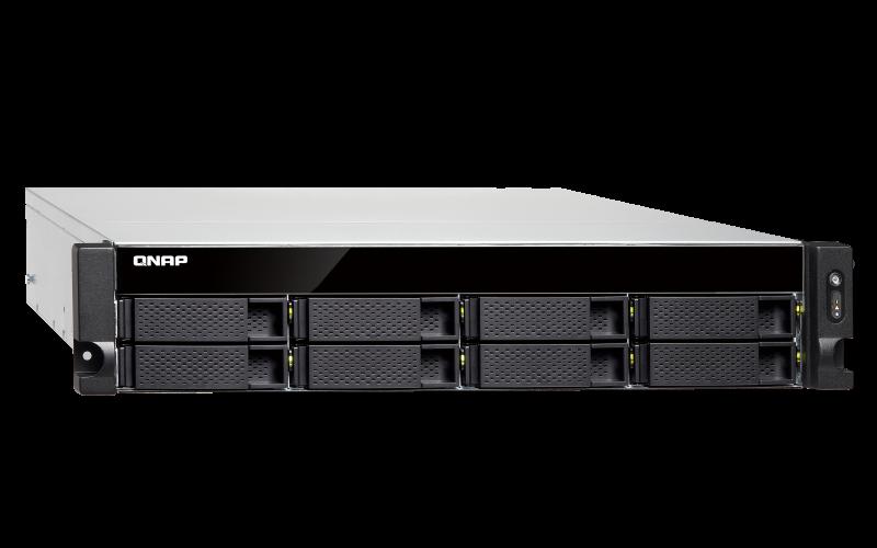 Thiết bị lưu trữ Qnap TS-883XU-RP